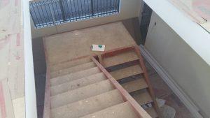 Proquartz Almond Staircase