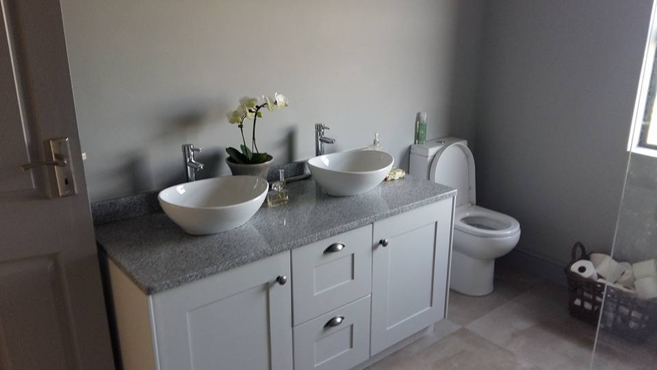 silver sardo granite 04 - Bathroom Cabinets Kzn