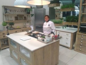 Gourmet kitchen - Decorex