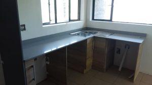 Pro quartz 20mm Graphite Kitchen Top