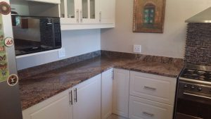 Country Kitchen - Karkloof - Allstone Solutions - African Ivory