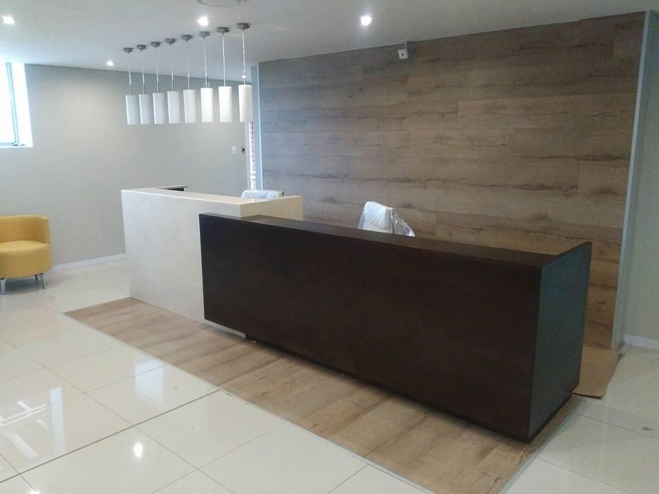 Allstone Solutions Reception Counters 02 reception counters