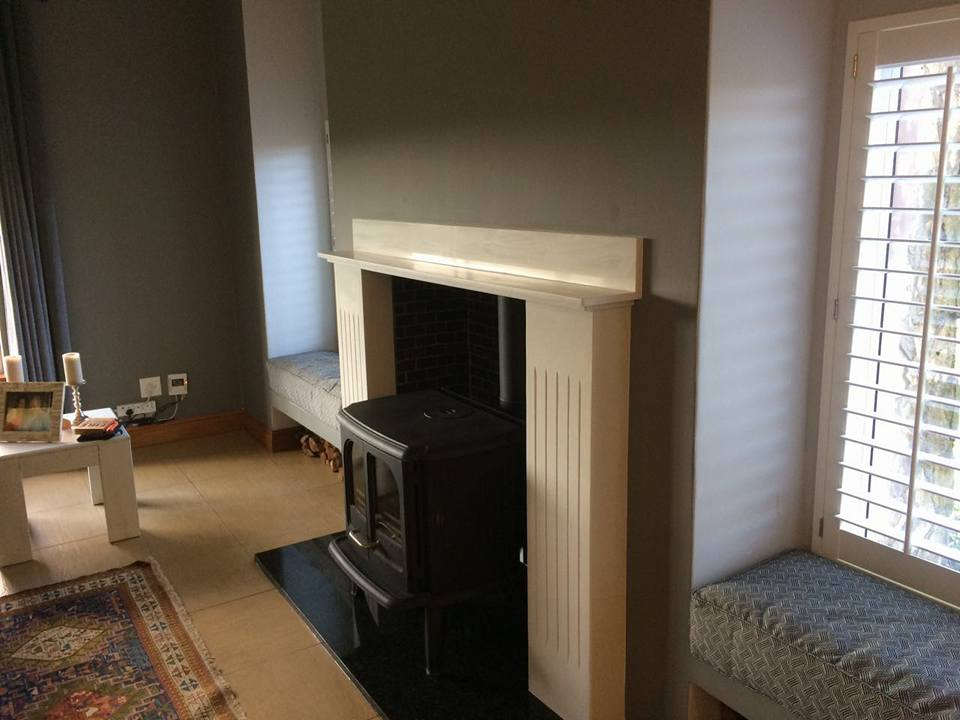Allstone Solutions Fireplace 01 Fireplace